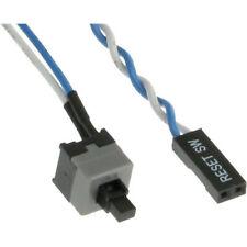 InLine Strom Reset-Taster mit Kabel 0,3m