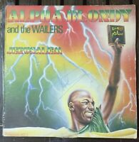 Alpha Blondy And The Wailers ‎– Jérusalem 1986  Vinyl, LP, Album