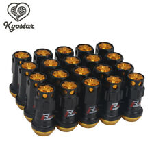 M12X1.50mm Max Guard Racing Composite Wheel Nut Close End Heavy  Lug Nuts 20pcs