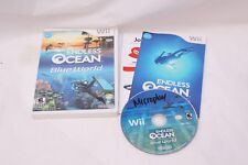 Nintendo Wii - ENDLESS OCEAN: BLUE WORLD - Complete