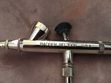 Badger 100 Series Gravity Feed Airbrush