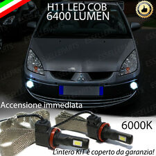 LAMPADE H11 A LED FENDINEBBIA 6400 LUMEN MITSUBISHI COLT VI 6000K
