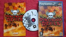 Pista de tierra demonios Original Black Label PLAYSTATION 2 PS2 PAL