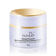 Sheep Placenta Moisturizing Nourishing Cream For Face Tiande 50g