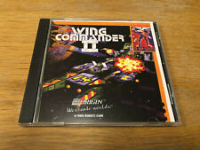 Wing Commander II 2 - PC CD-ROM - Vintage Retro Gaming.