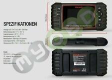 iCarsoft CR Plus Motor ABS Airbag EPB Service für Skoda Lexus Honda Suzuki Isuzu