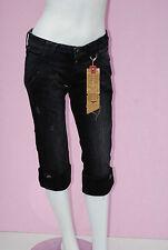pantacourt jeans femme TOMMY HILFIGER modele nola pant  taille W 27 T 36