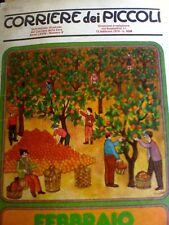Corriere dei Piccoli 7 1976 Cane Chicco Pietro Buttitta