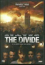 DVD - THE DIVIDE avec ROSANNA ARQUETTE, LAUREN GERMAN / COMME NEUF