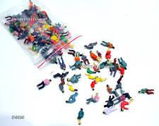 Scale N Sitting Figures - Zittende Figuren 100 Pieces