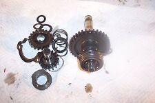 1987 87 HONDA TRX350 KICK STARTER SHAFT & GEARS TRX FOURTRAX 350 500