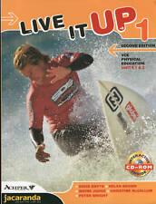 David Smyth et al LIVE IT UP VCE PHYS ED 2nd edit.+ CD