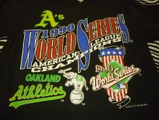 1990 World Series Vintage Shirt ( Size L ) NEW DEAD STOCK!!!