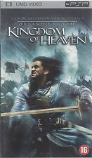 KINGDOM OF HEAVEN - UMD video for PSP with box