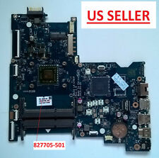827705-001 La-C781P Amd Motherboard for Hp 15-Af Laptop, A6-5200, Us Loc A