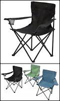 Fold Away Outdoor Garden Chair Camping Fishing Festival Caravan Beach Balcony