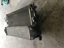 Ford Focus Kombi MK2 1.6 TDCI Lüfter mit allen Kühlern 0130307142 8V619L440AC