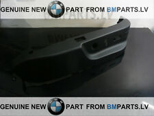 NEW GENUINE BMW E39 E38 LEFT BLACK  SWITCH COVER SET 52107058008
