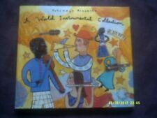 PUTUMAYO PRESENTS A WORLD INSTRUMENTAL COLLECTION CD ALI AKBAR KHAN etc