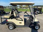 Club Car Precedent gas 4 passenger golf cart with lights NO RESERVE --SSCARTS--