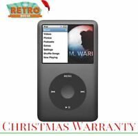 Apple iPod Classic 7th Generation Space Grey (160GB) - VERY GOOD CONDITION