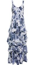£140 MONSOON Avondale evening dress size 8 --NEW WITH TAGS-- floor length