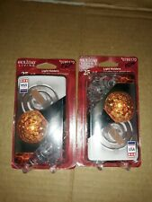 2x Holiday Living 25Ct Light Holders #0785170 New Other