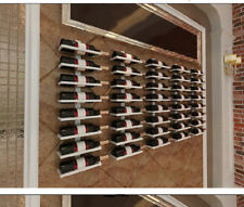 Red Wine Champagne Bottle Display Stand Rack Organizer Tilted/Straight Wine Rack