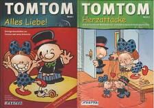 cbs TOMTOM Nr.  1-2 * Thomas Kostron   *Z1-2