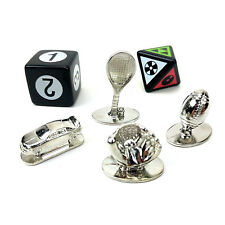 Scene It? ESPN Sports Board Game Replacement Dice and Mover Pieces 2005