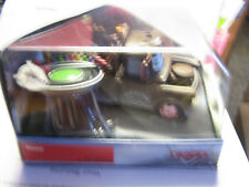 DISNEYPIXAR CARS 3 MATER with Race Track Top DISNEY STORE EXCLUSIVE