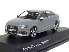 Audi RS 3 Limousine 1:43 Nardograu 5011613131 Modellauto iScale RS3 Miniatur