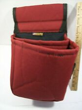 Kolpin Shotgun Trap/Skeet/Sporting Clays 2 Section Box/Shotshell Belt Pouch Bag