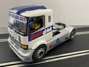 FLY RACING - SCALEXTRIC SUPER TRUCK - MERCEDES