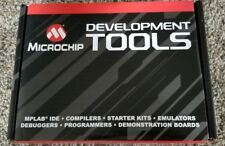 Microchip Development Tools Mplab Ide Compilers Debuggers Programmers New