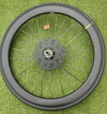 Mavic Cosmic Pro Carbon UST Disc Centrelock Clincher Wheel Rear 650b Black