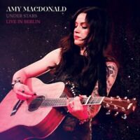Amy MacDonald Under Stars - Live Berlin (CD ALBUM +  DVD) NEW SEALED