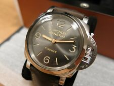 LNIB Panerai PAM 605 Firenze Special Edition of only 99 pieces 47mm 1950