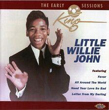 Little Willie John - Early King Sessions [New CD] UK - Import