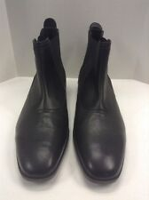 Cole Haan Air Kilgore Chelsea Black Nappa Pull On Boots Men 12 M NIB New C09872