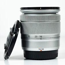 Fujifilm Fujinon XC 16-50mm II F/3.5-5.6 Aspherical OIS ED Lens