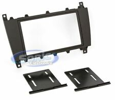 Scosche MZ2347B Double DIN Installation Kit for Select 2004-up Mercedes Vehicles