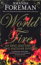 A World on Fire: An Epic History of Two Nations Divided By Aman .9780141040585