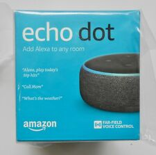 Amazon Echo Dot 3rd. Generation Speakers~~Never Removed Box