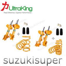 """1"""" 30mm Suspension Lift Kit Front + Rear Struts Nissan X Trail T30 10/01-10/07"""