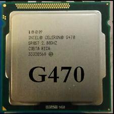 INTEL CELERON G470 SR0S7 2.0GHZ LGA1155 35W PROCESSOR CPU