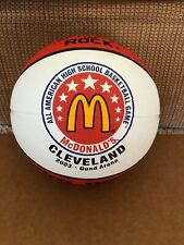 Htf Rare 2003 McDonalds High School Basketball Game Lebron James Mvp Collectible