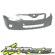 FRONT BAR COVER SILVER SUIT TOYOTA CAMRY ACV40 ALTISE 09-11 SEDAN BUMPER