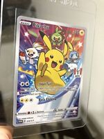 USA SHIP Pokémon Pikachu KFC Limited Promo indonesia Card 016/S-P Mint/NM