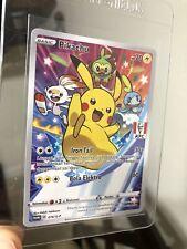 USA SHIP Pokémon Pikachu KFC Limited Promo indonesia Card 016/S-P Mint/NM